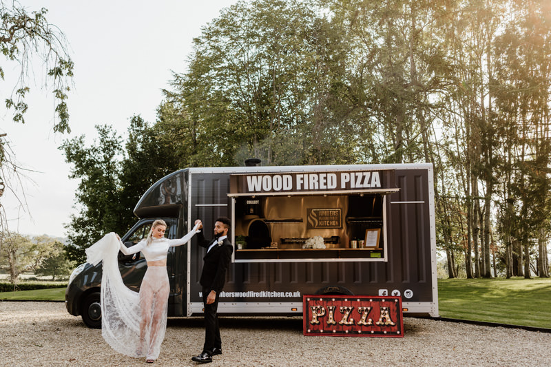 10 Reasons Why Street Food Should Feature at Your Wedding